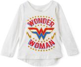 Children's Apparel Network Wonder Woman Long-Sleeve Top - Toddler