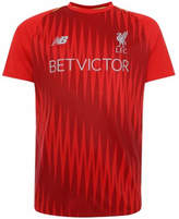 New Balance 2018-2019 Liverpool Elite Pre-Match Training Shirt Red