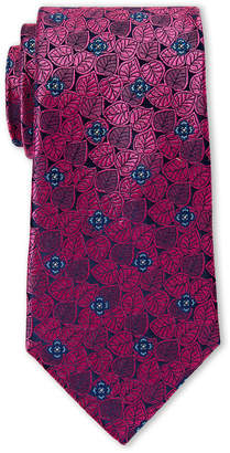 Ted Baker Leaf Medallion Silk Tie