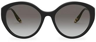 Prada Catwalk 55MM Pantos Sunglasses