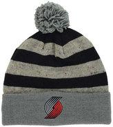 Mitchell & Ness Portland Trail Blazers Speckled Knit Hat