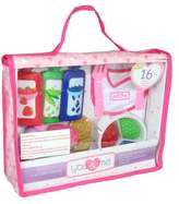 Toys 'R' Us You & Me Baby Care 16 Piece Snap and Mix Food Set by Toys R Us