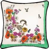 Bivain Ram Silk Cushion