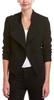 Karen Millen Women's Fluid Soft Tailored Jacket