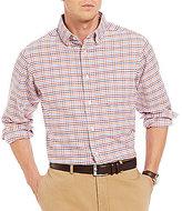 Daniel Cremieux Long-Sleeve Graph Oxford Woven Shirt