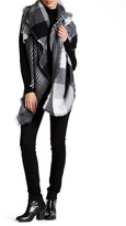Collection XIIX Checkered Scarf