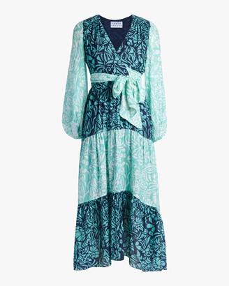 Tanya Taylor Liza Long-Sleeve Dress