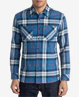 Quiksilver Men's Fitzthrower Plaid Shirt