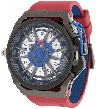 Mazzucato Rim Reversible 48mm watch
