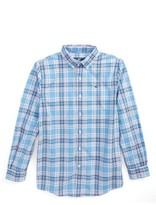Vineyard Vines Boy's Ocean Walk Plaid Shirt