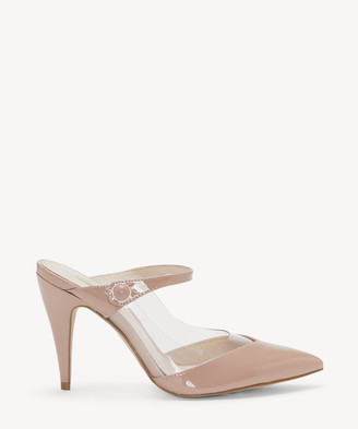 Louise et Cie Women's Joykiss In Color: Rose Petal.c Shoes Size 5 SMOOTH CALF/PVC From Sole Society