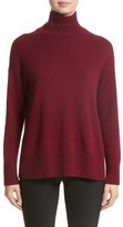 Lafayette 148 New York Women's Cashmere Oversize Turtleneck Sweater