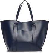 Sole Society Raven Tote w/ Front Panels