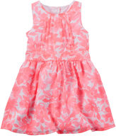 Carter's Floral Print Crepe Dress - Toddler Girls 2t-5t