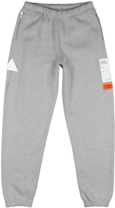 Heron Preston Grey cotton sweatpants