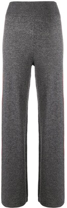 Cashmere In Love Cashmere Blend Track Pants