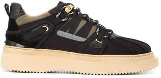 Buscemi Platform Sneakers