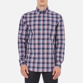 Gant Men's Dobby Plaid Shirt