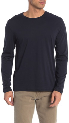 Vince Long Sleeve Crew Neck T-Shirt