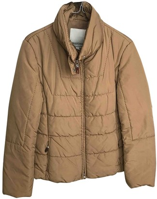 Henry Cotton Camel Jacket for Women