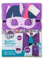 """My Little Pony Twilight Sparkle Super Blanky Bed Blankets (40""""x50"""")"""