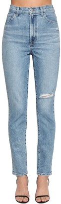 J Brand 1212 Runway Super High Straight Jeans