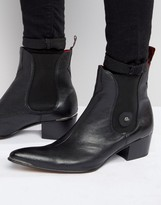 Jeffery West Sylvian Leather Chelsea Boots