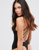 Club L Body With Criss Cross Back