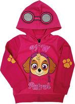 PAW PATROL Paw Patrol Long-Sleeve Pink Costume Hoodie - Toddler Girls 2t-4t