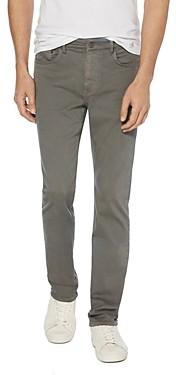 Original Penguin Colored Slim Fit Jeans in Asphalt