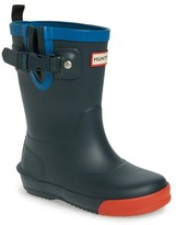 Hunter 'Davison' Rain Boot (Toddler)