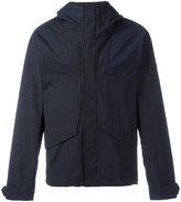 Paul Smith hooded jacket - men - Cotton/Polyester - XXL
