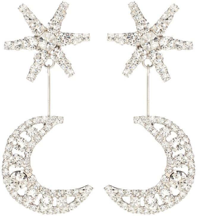 Jennifer Behr Leonida crystal earrings