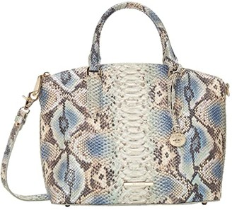Brahmin Roxanne Duxbury Satchel (Haven) Handbags