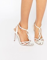 Asos PRIME Bridal Heeled Shoes