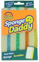 Bed Bath & Beyond Sponge Daddy® 4-Pack Sponges