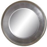 """Bassett Mirror Silverleaf"""" Round Mirror"""