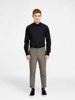 DKNY Slim Fit Cropped Trouser