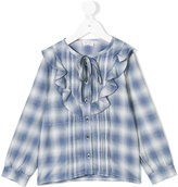 Morley printed blouse