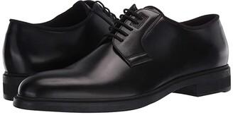 HUGO BOSS Firstclass Derby Shoe by BOSS (Black) Men's Shoes
