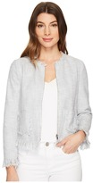 Rebecca Taylor Slub Suiting Jacket Women's Coat