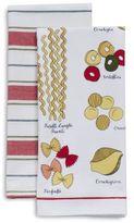 """Sur La Table Italian Pasta Kitchen Towels, 28"""" x 18"""", Set of 2"""