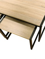 Telford Industrial Nested Coffee Table