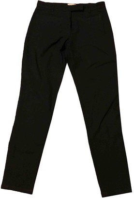 Pablo Navy Trousers for Women