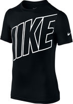 Nike Short-Sleeve Base Layer Tee - Boys 8-20