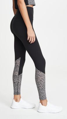 Beyond Yoga Back Me Up Midi Leggings