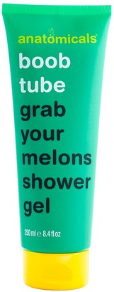 Anatomicals X Coppafeel Boob Tube Grab Your Melons Shower Gel 250ml