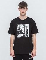 Diamond Supply Co. Newsprint S/S T-Shirt