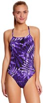 Speedo Women's The One Textured Leaf One Piece Swimsuit 8148563