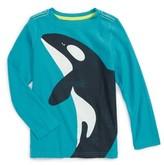 Tea Collection Boy's Orca Graphic T-Shirt